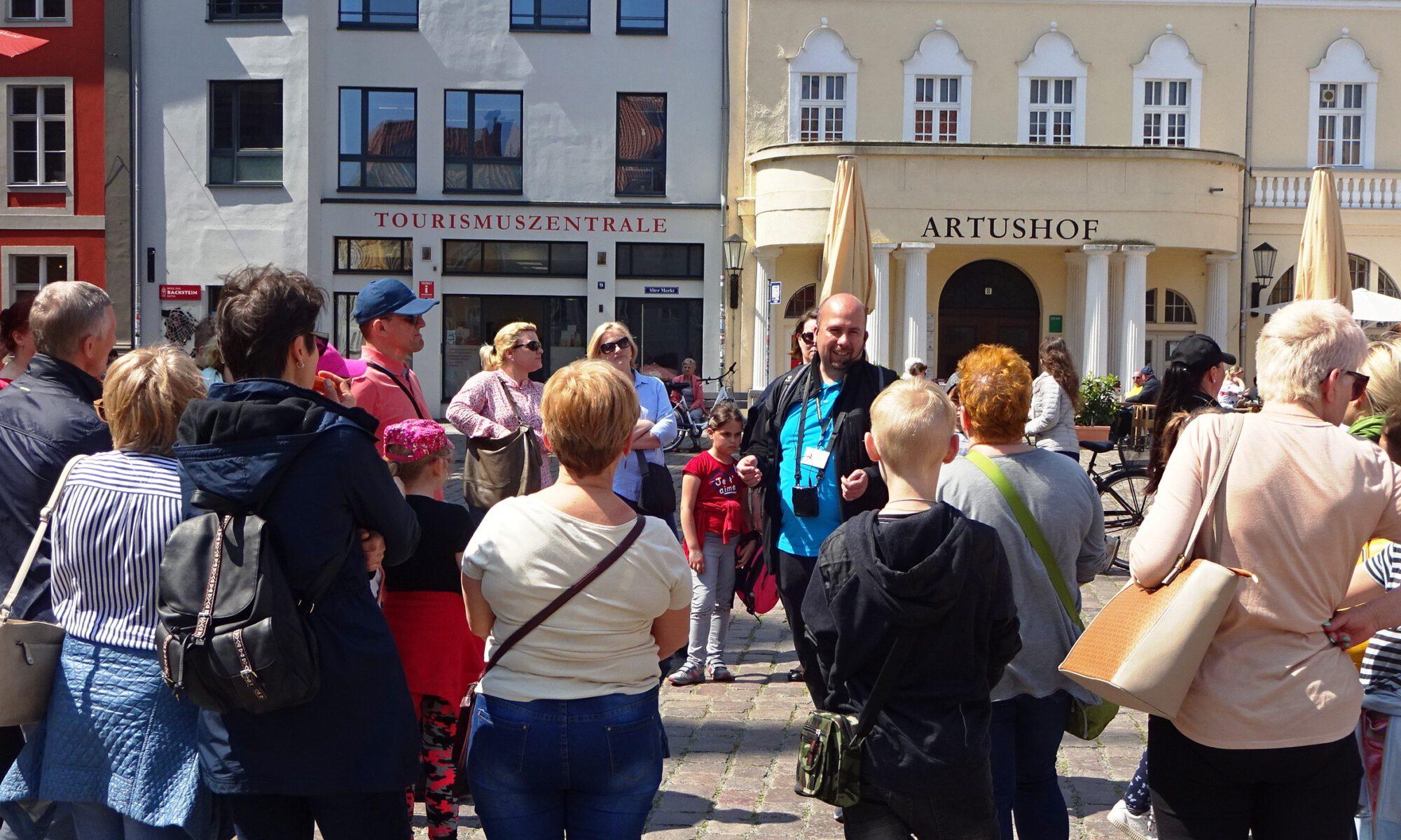 Stralsund zwiedzanie