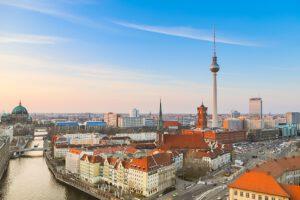 Zwiedzanie Berlina zprzewodnikiem