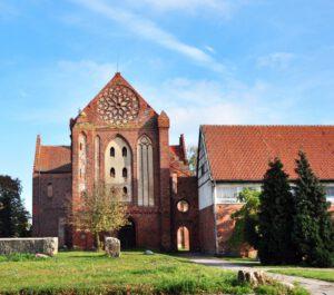 Klasztor wKołbaczu