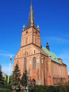 Katedra Szczecin przewodnik